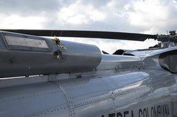 L'hélicoptère du président colombien visé par des tirs