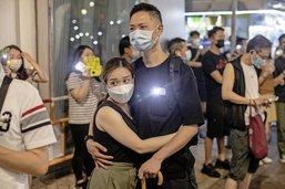 La peur saisit Hong Kong