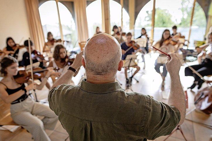 L'OJF sur les pas de Bach