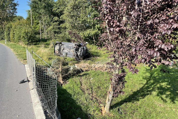 Une conductrice de 22 ans légèrement blessée à Torny-le-Grand