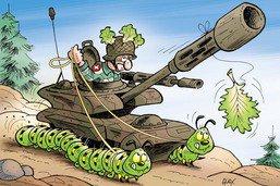Ecologie: une armée suisse toujours plus verte