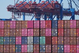 Transport maritime: recul de 26% des émissions dans l'UE en 30 ans