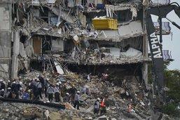 Immeuble effondré: trois individus accusés d'usurpation d'identité