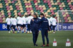 Vilnius ou le football ignoré