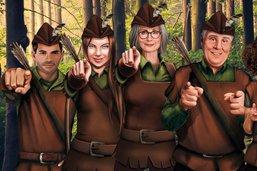 «Devenez des Robins des bois!»