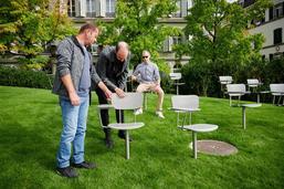 Appel à projets pour des tables artistiques