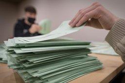 Bulletins de vote mieux comptabilisés