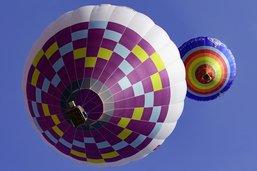 Les ballons coloreront le ciel du Pays-d'Enhaut en janvier